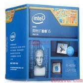 intel cpu i5 4670k   盒装